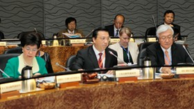 WHO meeting in Hanoi reviews work in region