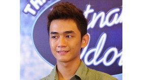 Wushu sport champion takes part in Vietnam Idol contest