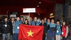 Vietnamese students win at Int'l Olympiad in Informatics