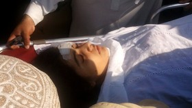 Teenage Pakistani girl activist wounded in attack
