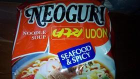 Vietnam recalls South Korean instant noodles from market