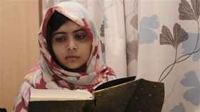 UK campaigners call for Nobel Prize for shot Pakistani girl