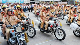 City steps up action against street crimes