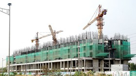 Construction material market in severe deadlock