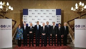 G8 ministers fail to agree on Syria; condemn DPRK