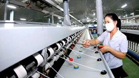 Vietnam's garment export growth rate highest in the world