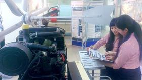 Techmart Daily Fair kicks off in HCMC