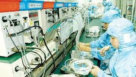 FDI in first quarter touches US$8.2 billion