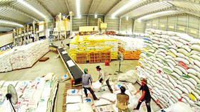 Rice exports target reducing inventory in May, June