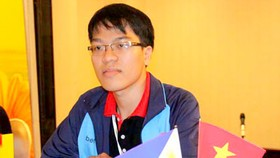 Le Quang Liem to participate in World Chess Cup