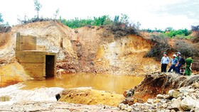 Hydropower Plants threat to Central Highlands
