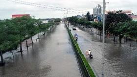 Storm 'Bebinca' leaves two missing, trail of destruction