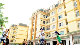 Da Nang builds condominiums for low income earners