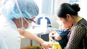 Parents resorting to costlier Hepatitis B vaccine in HCMC