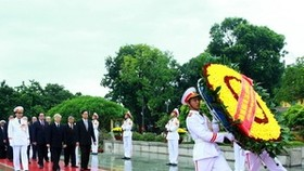 Country pays tribute to War Invalids and Martyrs