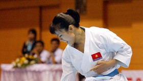 Nguyen Hoang Ngan wins silver medal in World Games 2013