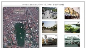 Italian, Vietnamese architects win 'Historical Hanoi' architectural contest