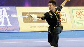 Wushu to be first discipline at 27th Sea Games