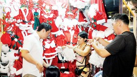 Christmas market sees weak purchasing power in City