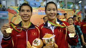 Vietnam drops to fourth rank in SEA Games medal tally