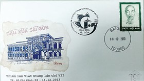 Stamp exhibition marks 315th founding anniversary of HCMC