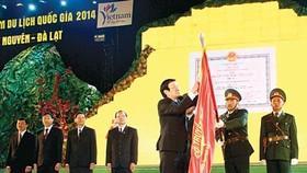 Da Lat receives the third-class Independence Order