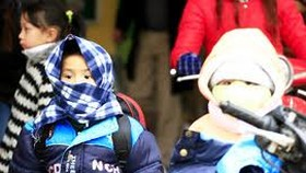 Cold weather covers Northern provinces