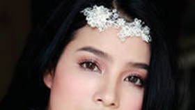 Vietnamese contestant wins the second-place at the Miss World Sport 2014