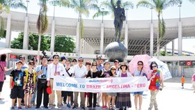 Hoan My Tourist Company Offering World Cup Tours