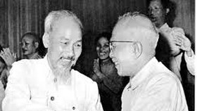 An Giang commemorates anniversary of death of President Ton Duc Thang