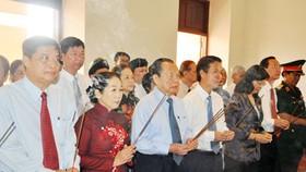 HCMC authorities mark President Ho Chi Minh's 124th birthday