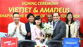 VietJet Air signs global content deal with Amadeus