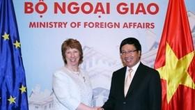 Vietnam, EU work to enhance bilateral cooperation