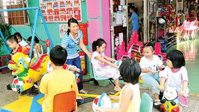 HCMC calls for more preferential policies for preschool education