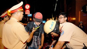 HCMC strictly fines traffic violations