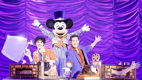 """Disney Live! Mickey's Magic Show"" makes debut in city"