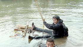 Documentary film on Vietnam's longest river aired