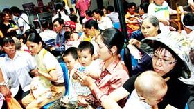 Gender imbalance in Vietnam increasing