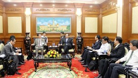 Japanese businesses to help HCMC develop support industry
