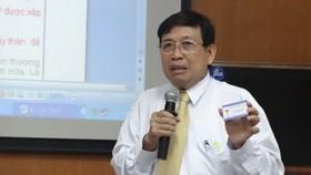 Cho Ray sets up viscera transplant unit