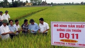 FDI firms encouraged to invest in agriculture