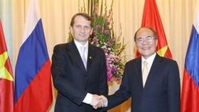 Vietnam, Russia cement legislative relations