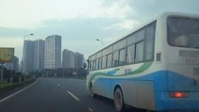 Ha Noi to tighten bus controls for Tet season