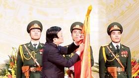 General Department of Politics granted Ho Chi Minh City Order