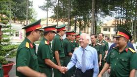 City celebrates Vietnam People's Army anniversary