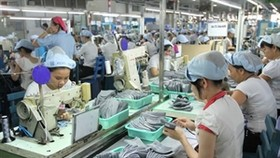 Vietnam's GDP expands by 5.98 percent in 2014
