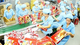 Local confectionary companies ready to meet Tet consumption demand