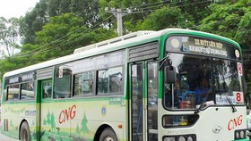 HCM City to add more 23 CNG buses