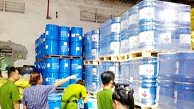 Chemical traders ignore dangers: HCMC