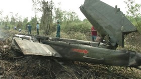 Four killed in military helicopter accident